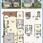 Collier Preserve Single-Family Floor Plans