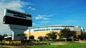 Germain Arena near Grandezza