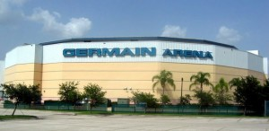 Germain Arena near Colonial Oaks