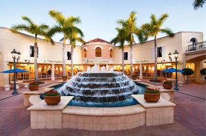 The Place at Corkscrew and Stoneybrook home sales offer excellent access to Miromar Outlets