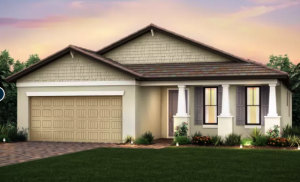 Canopy - 3 to 4 bedrooms, 2 to 3 bathrooms, 2 car garage and 1,972 sqft is priced from $297,990