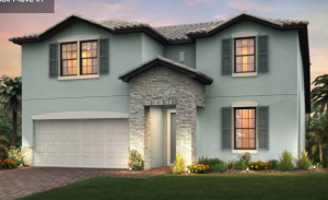 Citrus Grove - 4 to 5 bedrooms, 2.5 to 3 bathrooms, 2 to 3 car garage and 2,885 square-feet is priced from $325,990