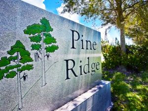pine ridge neighborhood