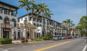 new income producing real estate property near downtown naples