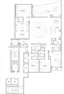 Floor Plans in Kalea Bay