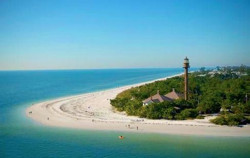 sanibel island beaches lighthouse