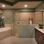 Lantana Olde Cypress - Montessa II Floor Plan Bath