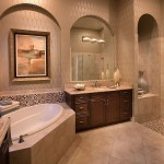 Lantana Olde Cypress - Jasmine II Floor Plan Master Bathroom