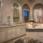 Lantana Olde Cypress - Orchid II Floor Plan Master Bathroom