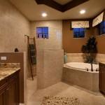 Lantana Olde Cypress - Ravenna II Floor Plan Master Bathroom