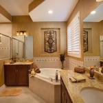 Lantana Olde Cypress - Tivoli III Floor Plan Master Bathroom
