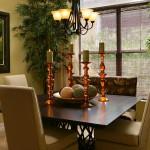 Lantana Olde Cypress - Hibiscus II Floor Plan Dining Room