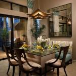 Lantana Olde Cypress - San Remo III Floor Plan Dining Room