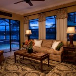 Lantana Olde Cypress - Ravenna II Floor Plan Family Room