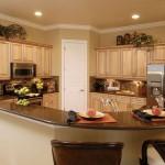 Lantana Olde Cypress - Ravenna II Floor Plan Kitchen