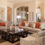 Lantana Olde Cypress - Jasmine II Floor Plan Living Area