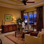 Lantana Olde Cypress - Ravenna II Floor Plan Living Room