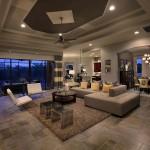 Lantana Olde Cypress - Ruffino II Floor Plan Living Room