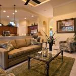 Lantana Olde Cypress - Tivoli III Floor Plan Living Area 2