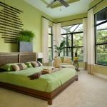 Lantana Olde Cypress - Hibiscus II Floor Plan Master Bedroom