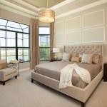 Lantana Olde Cypress - Jasmine II Floor Plan Master Bedroom