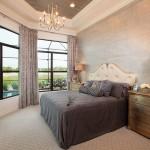 Lantana Olde Cypress - Orchid II Floor Plan Master Bedroom
