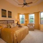 Lantana Olde Cypress - Tivoli III Floor Plan Master Bedroom