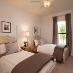 Lantana Olde Cypress - Orchid II Floor Plan Guest Bedroom