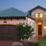 Lantana Olde Cypress - Tivoli III Floor Plan Front of House