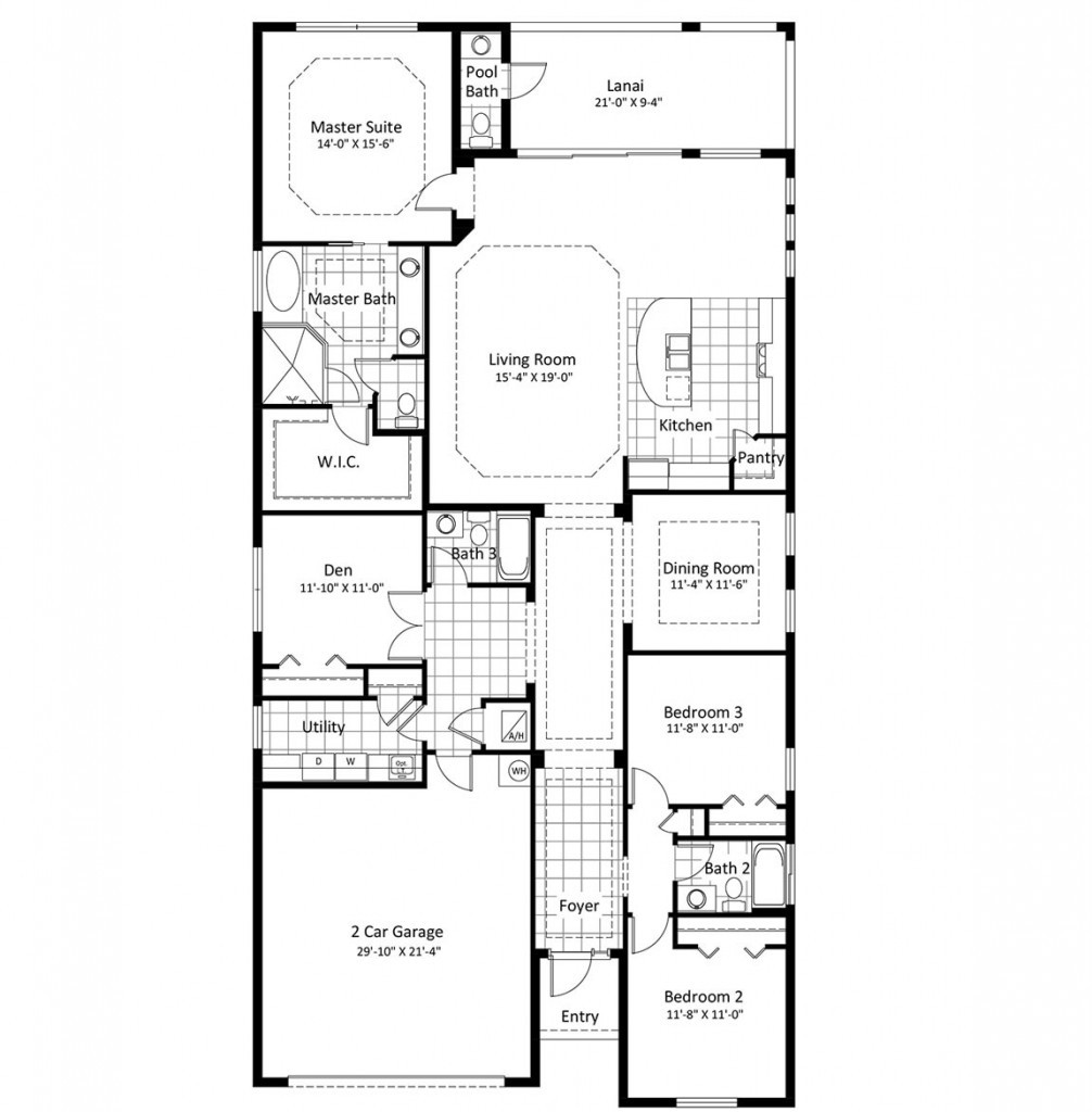 Ashbury-Floor-Plan-2-Car-Garage-1006x1024