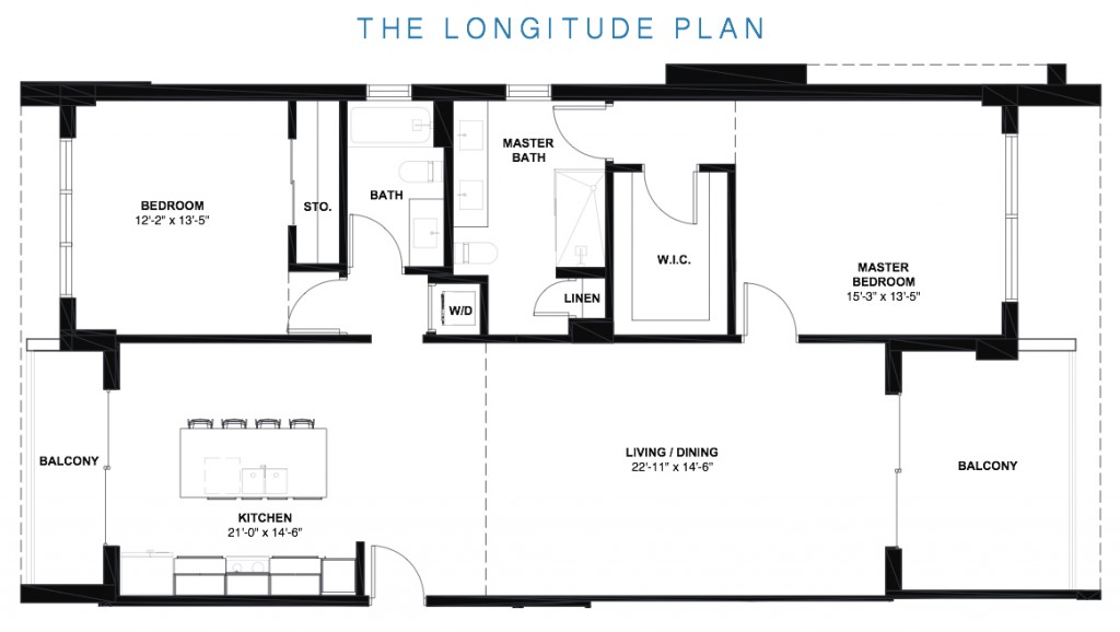 longitude floor plan