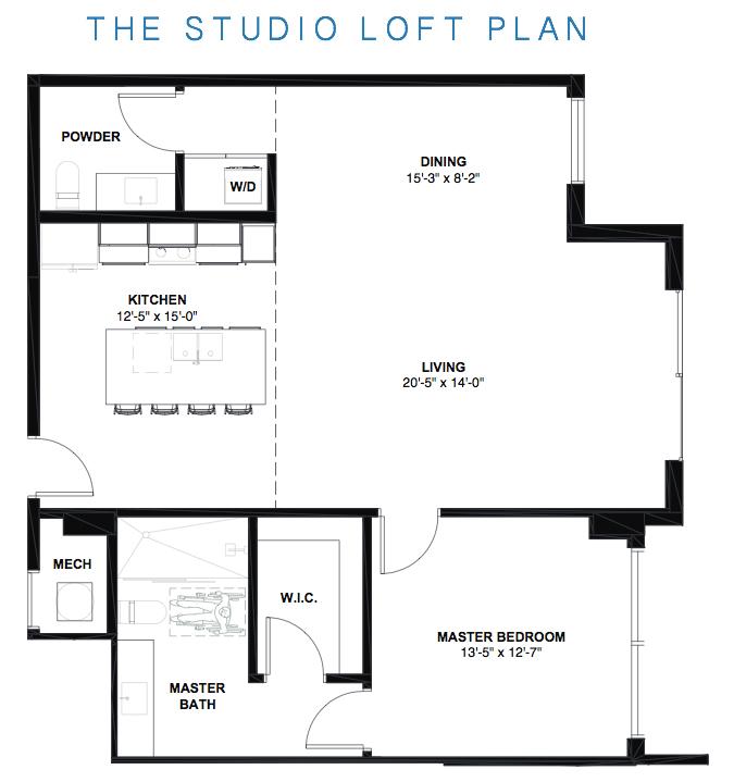 Longitude Floor Plans