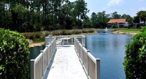 Carlton Lakes Fishing Pier