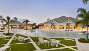 Swimming Pool & Club House