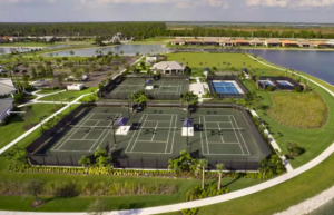 Tennis & Pickle Ball Courts