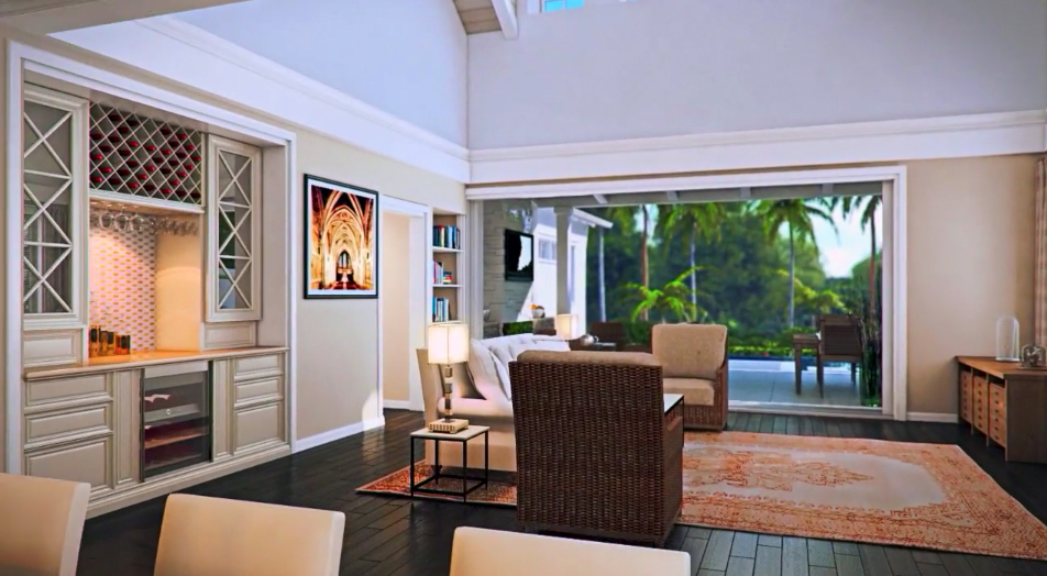captiva III gathering room