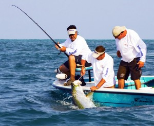 fishing in gulf, near Marco Island Homes