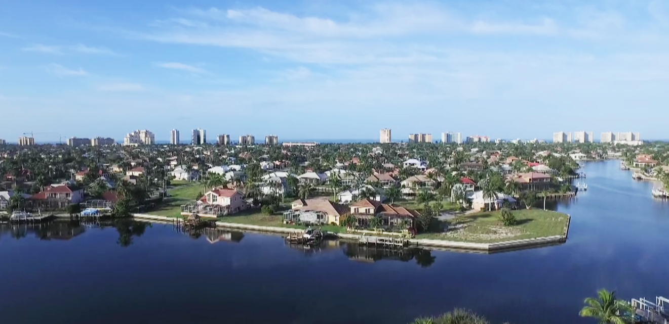 marco island homes on canal