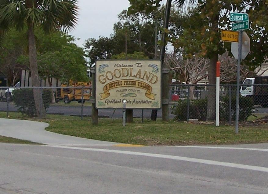Goodland Marco Island FL