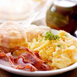 Marco Island breakfast