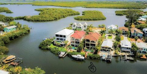 barefoot beach homes