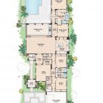 Mediterra - Eloro Villa Home Floor Plan