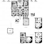 Mediterra - Plan V Home Floor Plan