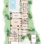 Mediterra - Capriano Villa Home Floor Plan
