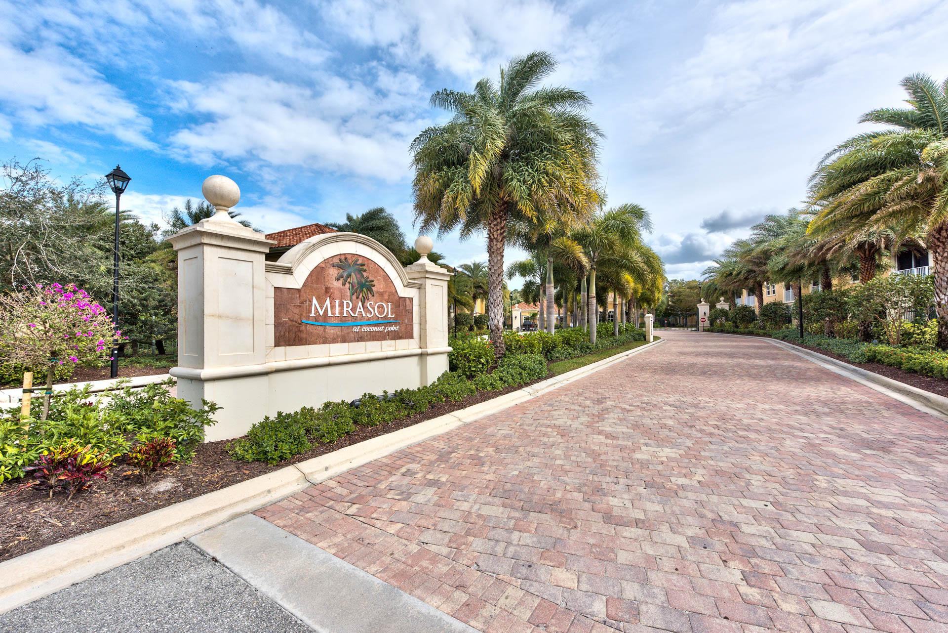 Mirasol-Front-Gate-Entrance-Estero-FL