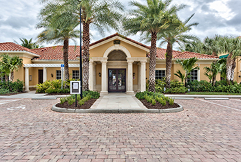 Mirasol-Clubhouse-Exterior-at-Coconut-Point-Estero-Florida