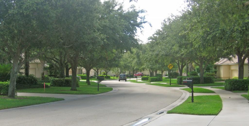 Autumn Woods neighborhood