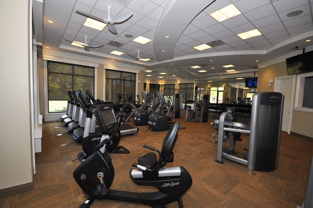 Bonita National - Fitness Center - Steve Schoepfer, Realtor