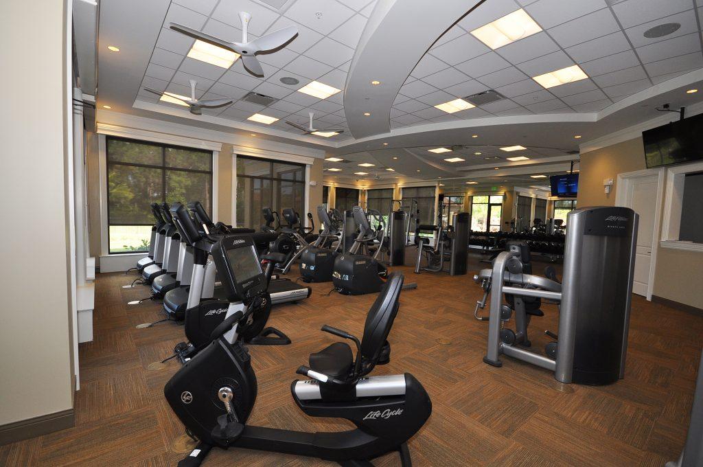 Bonita National - Fitness Center - Steve Schoepfer, Realtor