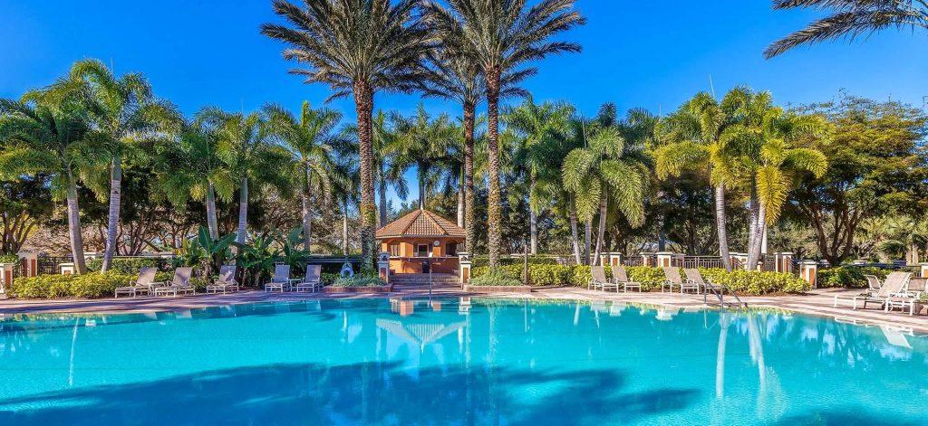 West Bay Club Pool